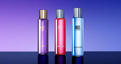 THE REFILL BOTTLE & REFILLABLE PERFUMES EXPERIENCE AT MUGLER