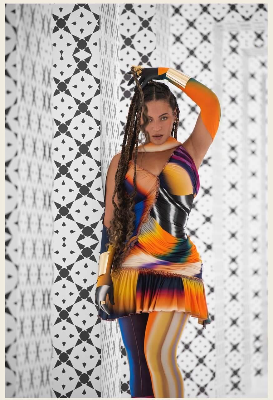 Beyonce Blue Ivy Wear Mugler